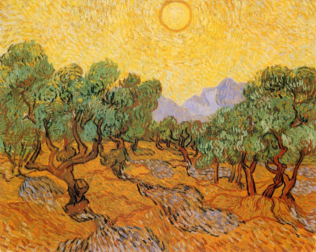 Van Gogh resmi