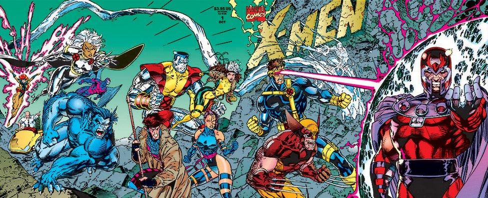 Número 1 de los X-Men
