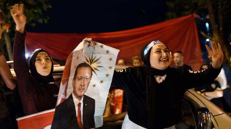 أنصار أردوغان