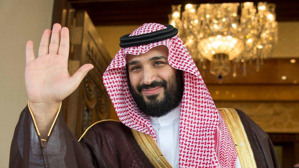 الأمير محمد بن سلمان في زيارة أسيوية