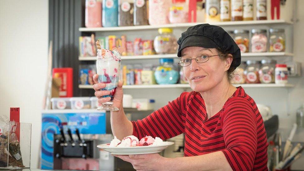 Karen Watson from Quakes for Shakes