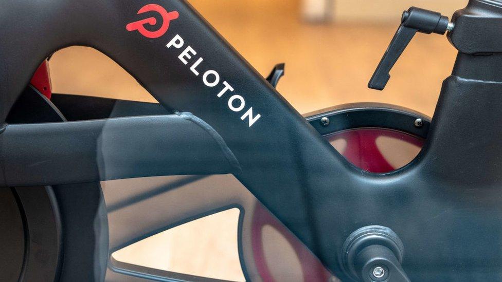 Bicicleta de Peloton