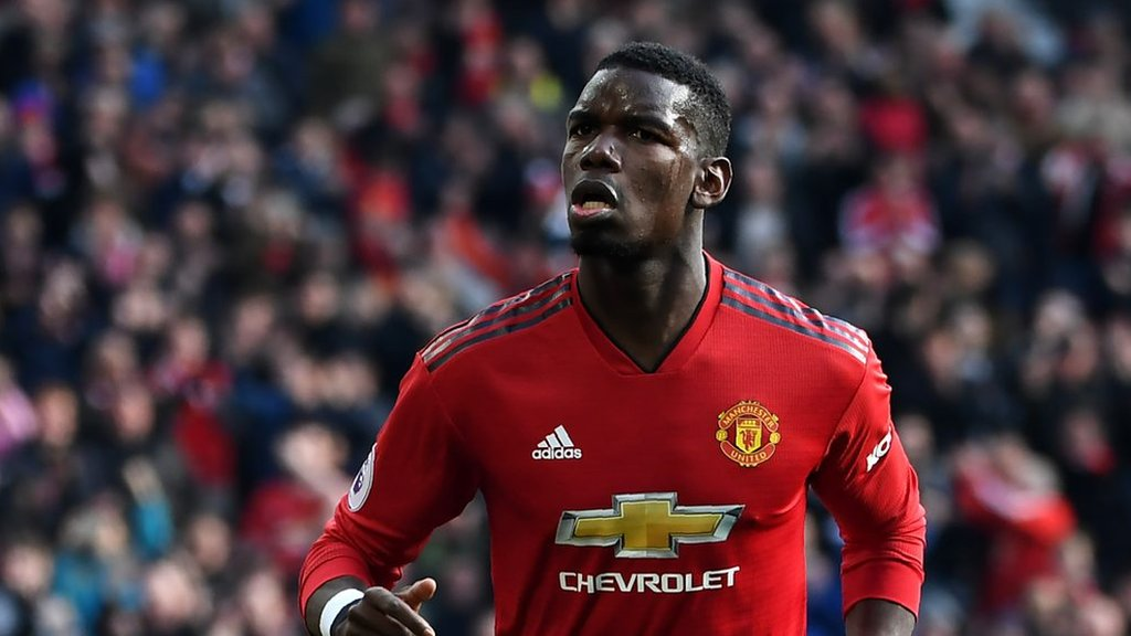 Paul Pogba: Lineker and Hasselbaink discuss Man Utd star's inclusion in Premier League Team of the Year