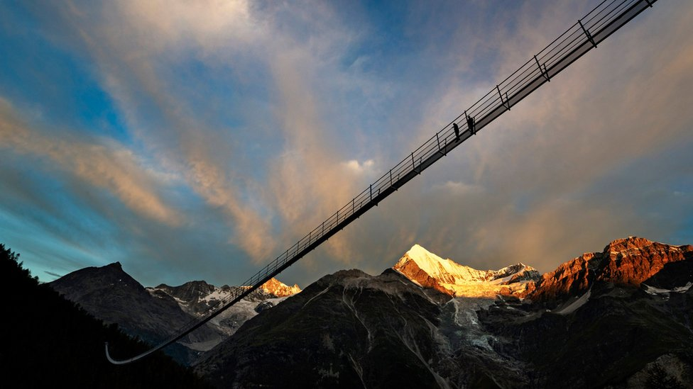 Zermatt bridge