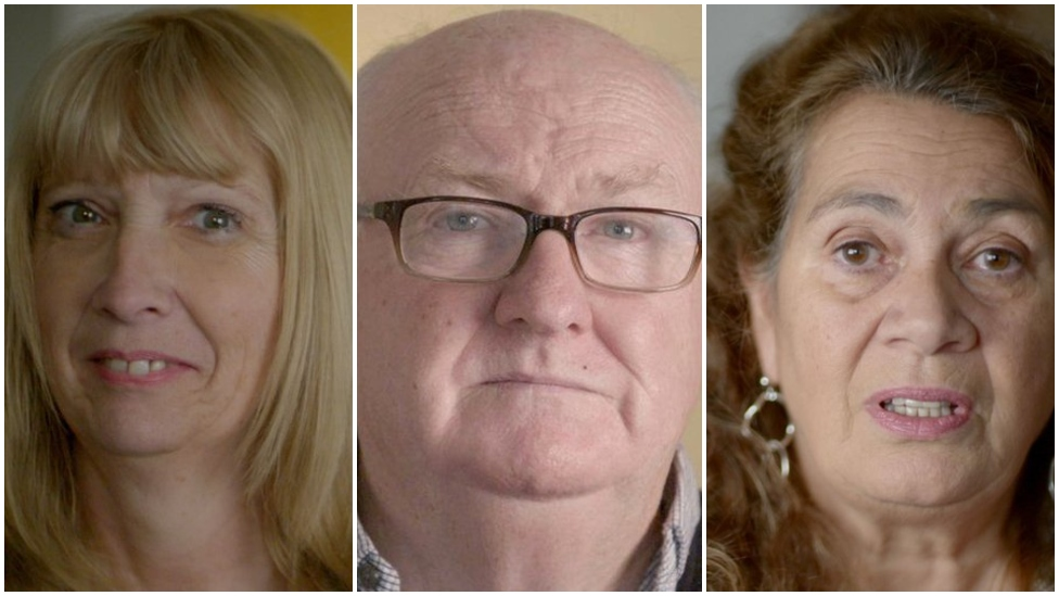 Marion, Tommy, Chirstine