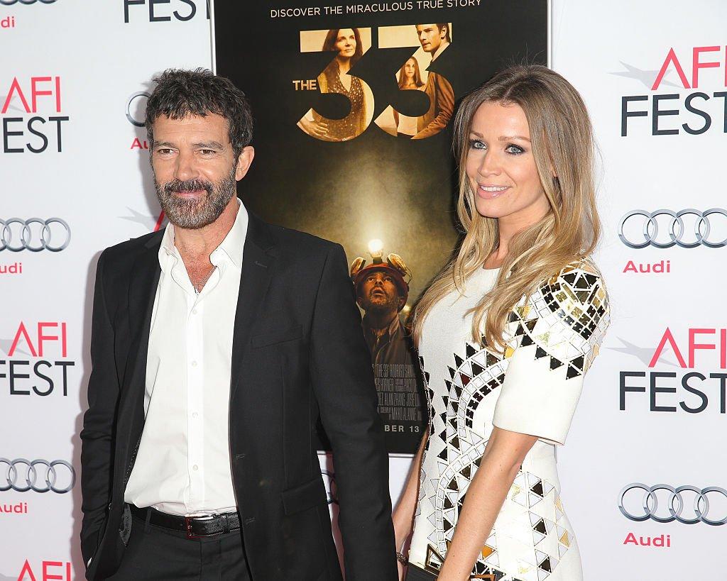 Antonio Banderas protagonizó la versión en el cine de la historia de los 33 mineros de Chile.