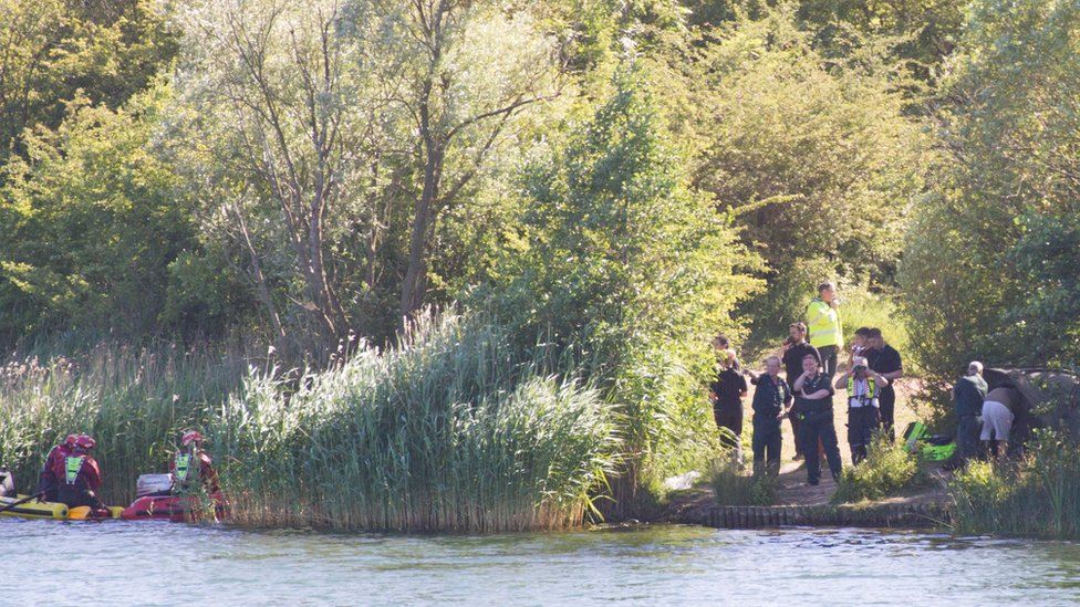 Crown Lakes drowned man Aivaras Budvytis inquest verdict