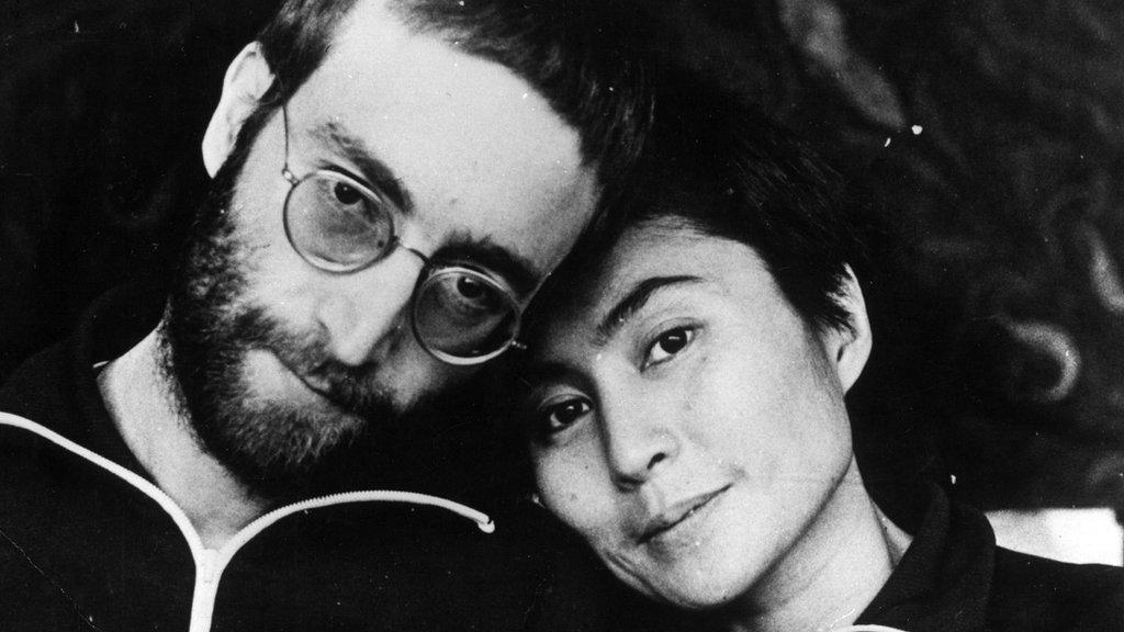 BBC News - Yoko Ono added to Imagine writing credits