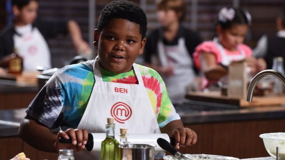 Ben Watkins appeared on the US MasterChef in 2018