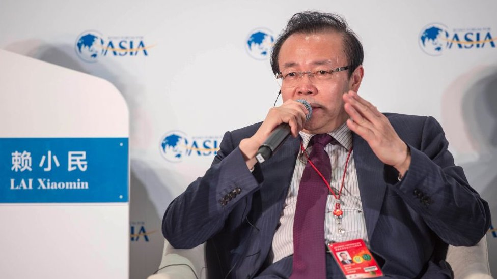 Lai Xiaomin: Criticism of death sentence on former Chinese tycoon thumbnail