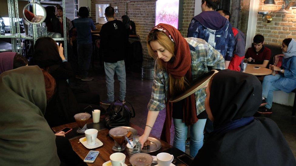 Café iraní