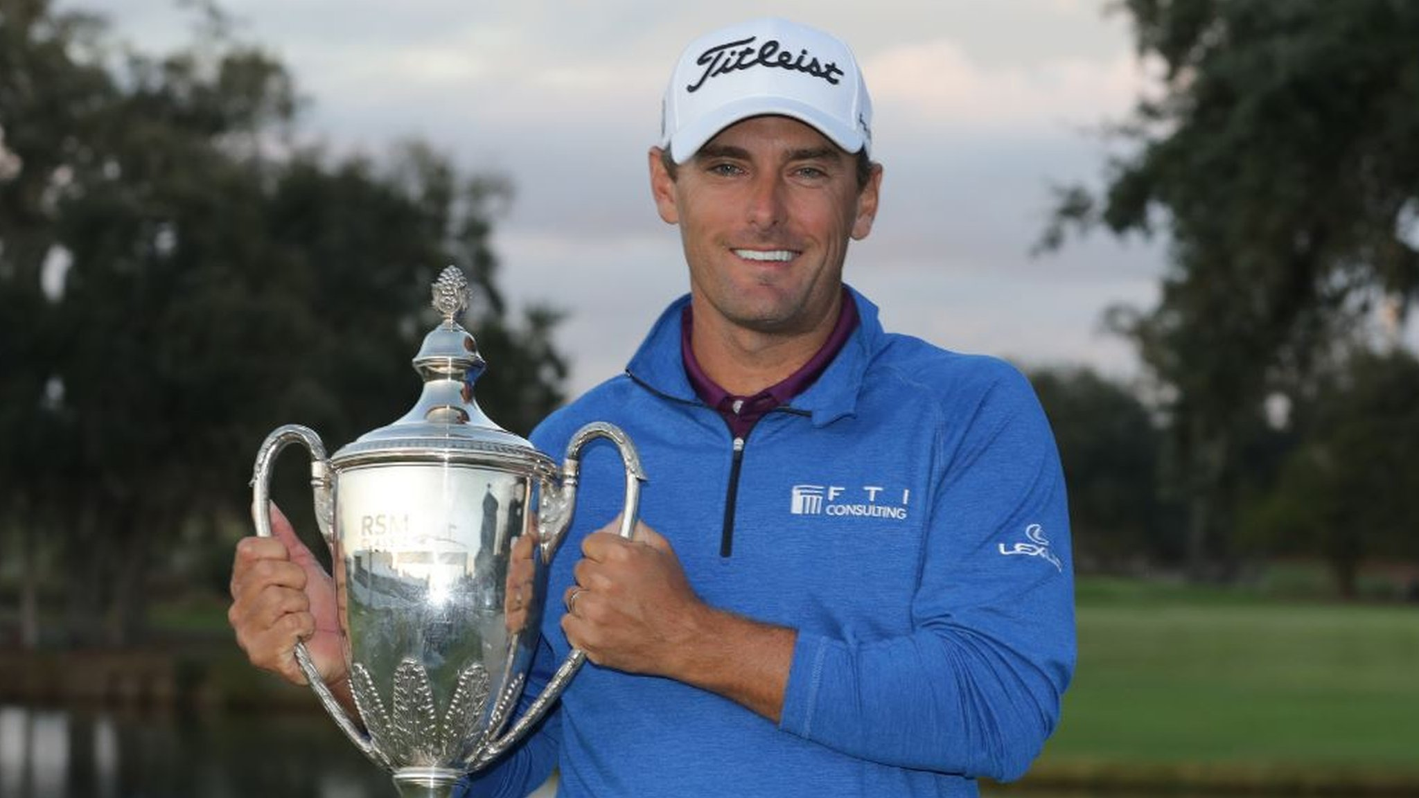 RSM Classic: Charles Howell III ends 4,291-day wait for PGA Tour win