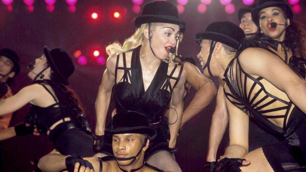 Blonde Ambition tour
