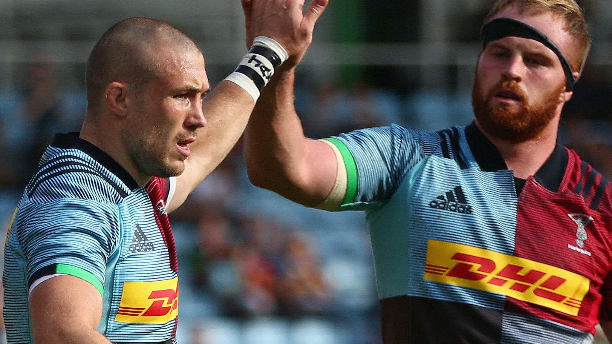 European Rugby Challenge Cup: Harlequins power to win over Agen