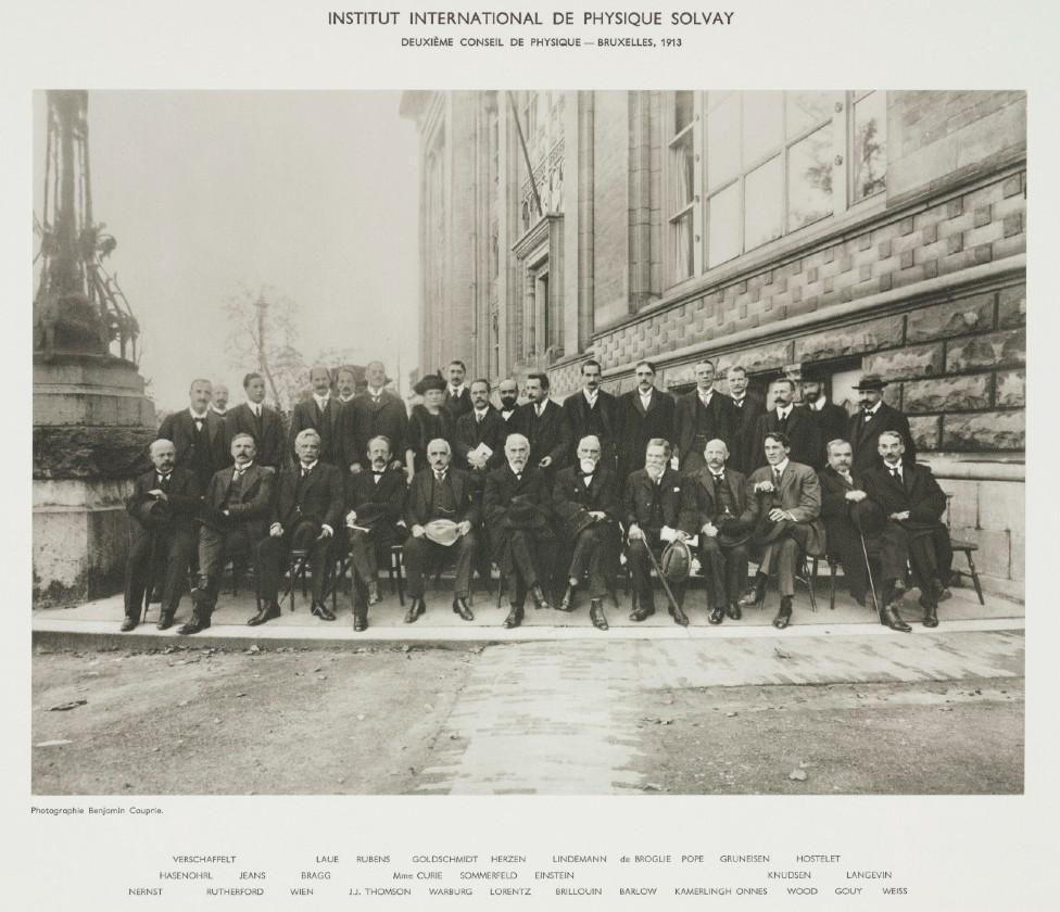 Conferencia Solvay (1913)