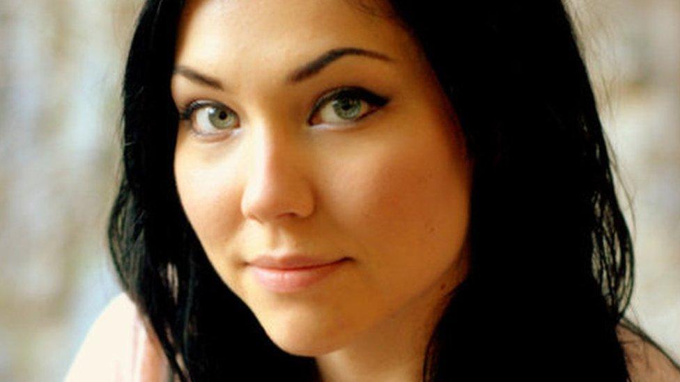 A photo of Dr Ashley Frawley