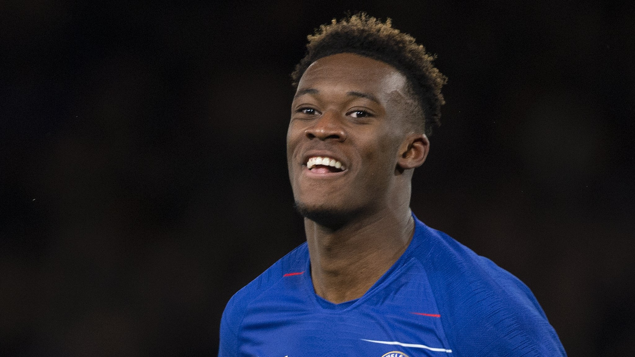 Chelsea winger Hudson-Odoi 'shocked' to receive first England call-up
