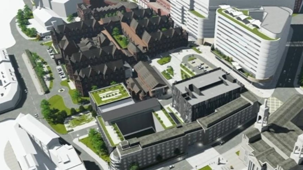 New children's hospital planned in Leeds