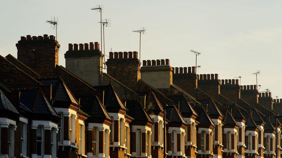 kuće u londonu