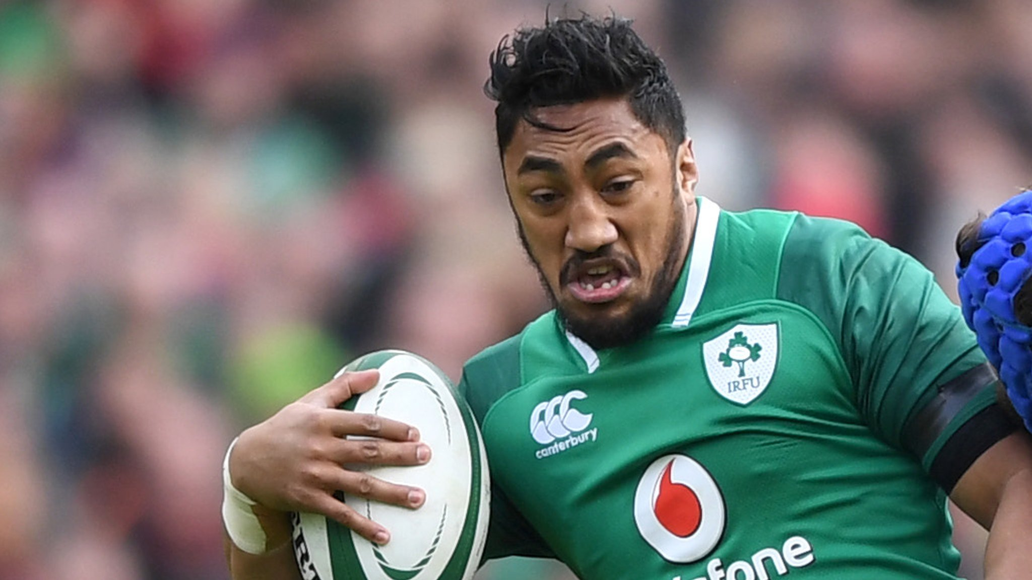 Bundee Aki to captain Barbarians against England
