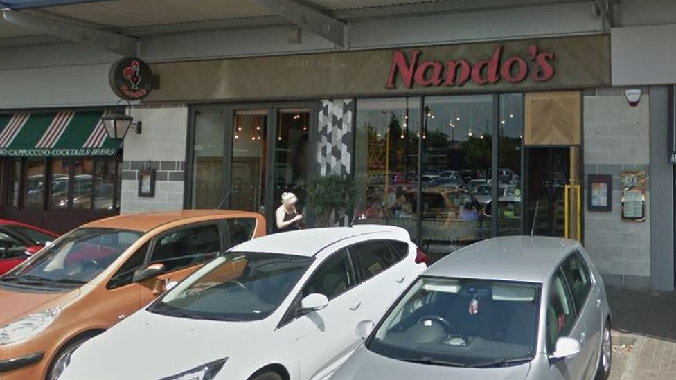 Ipswich stabbing: Two arrested after Nando's stabbing