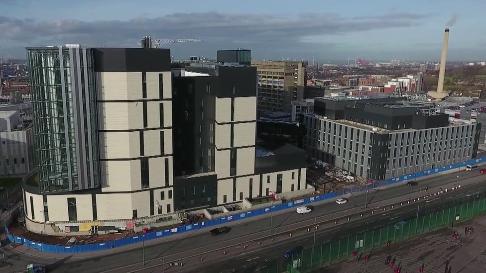 Stalled Royal Liverpool Hospital to be publicly funded