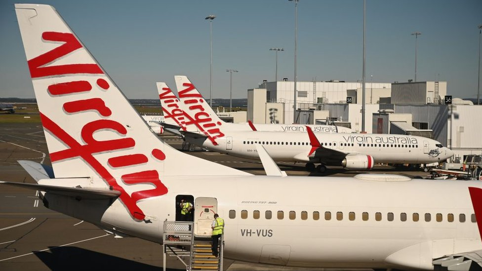 Virgin Aust CEO to leave 'within weeks'