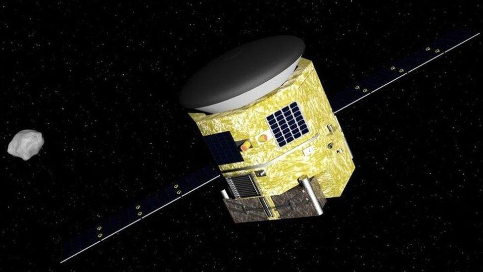 Asteroid Prospecting Satellite One