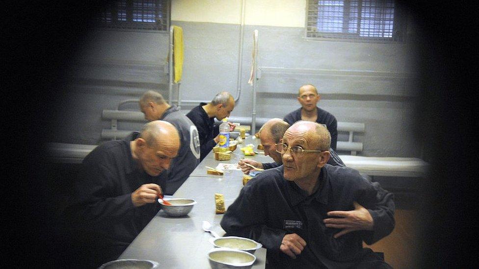 Belarusian inmates