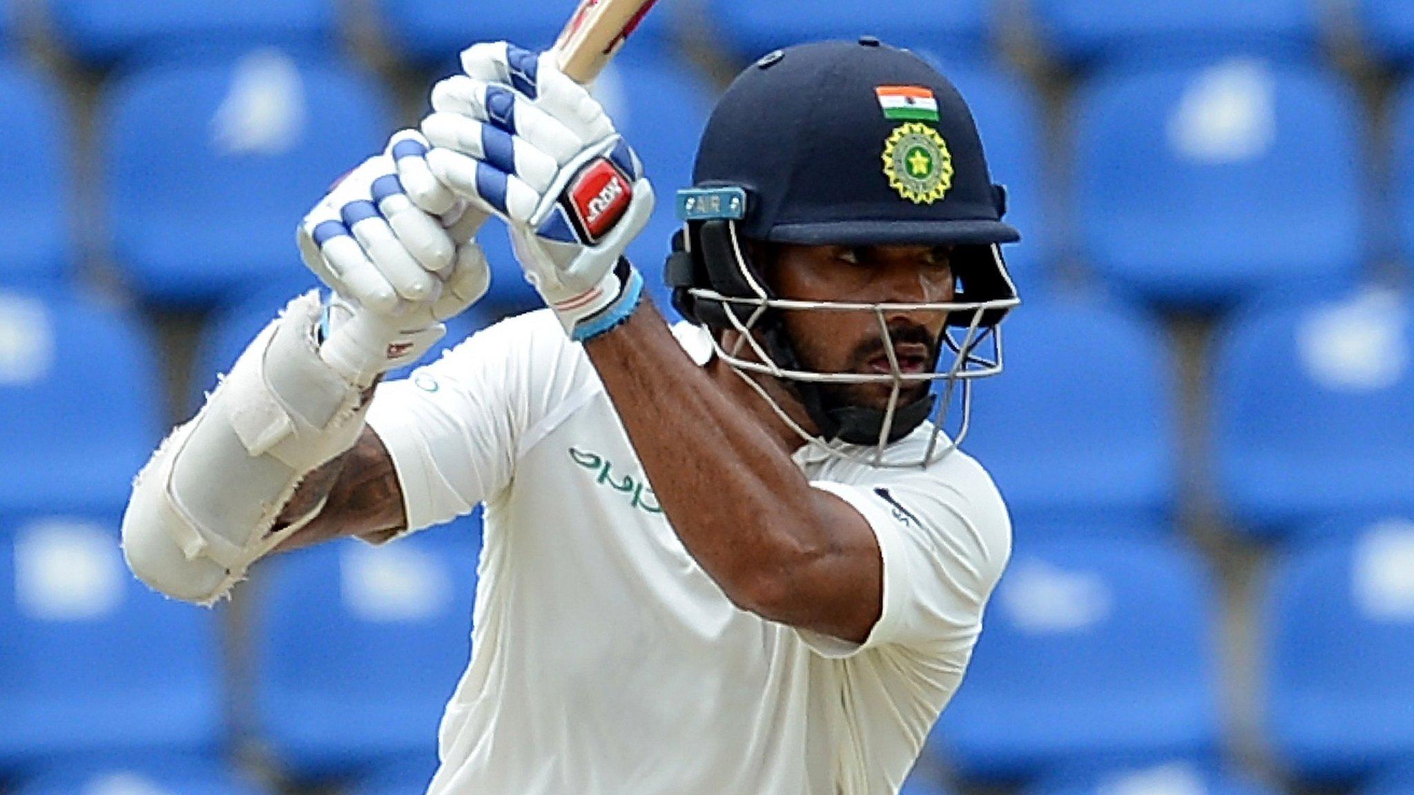 India v Afghanistan: Test debutants beaten inside two days
