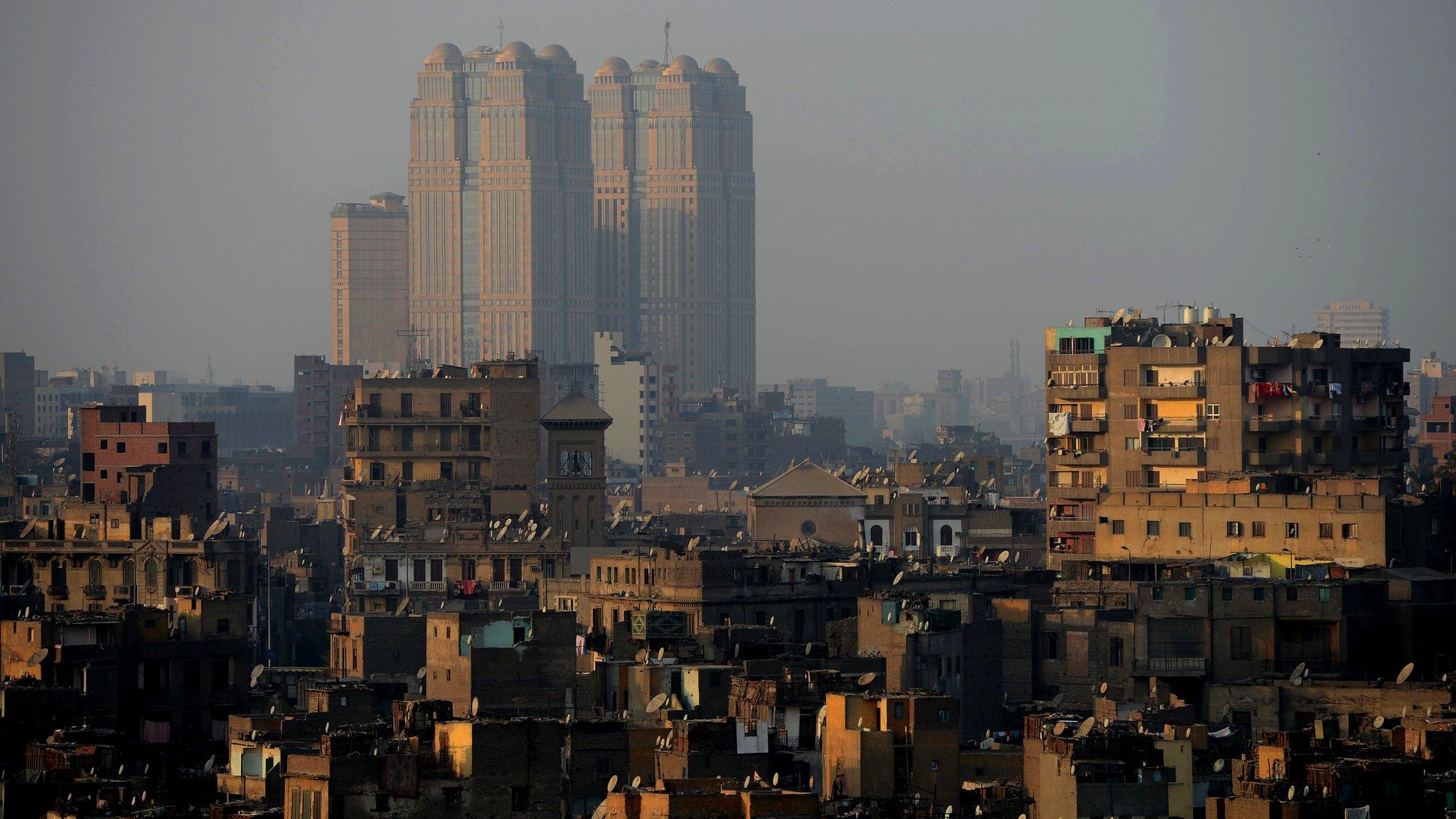 مخالفات البناء وقانون التصالح في مصر