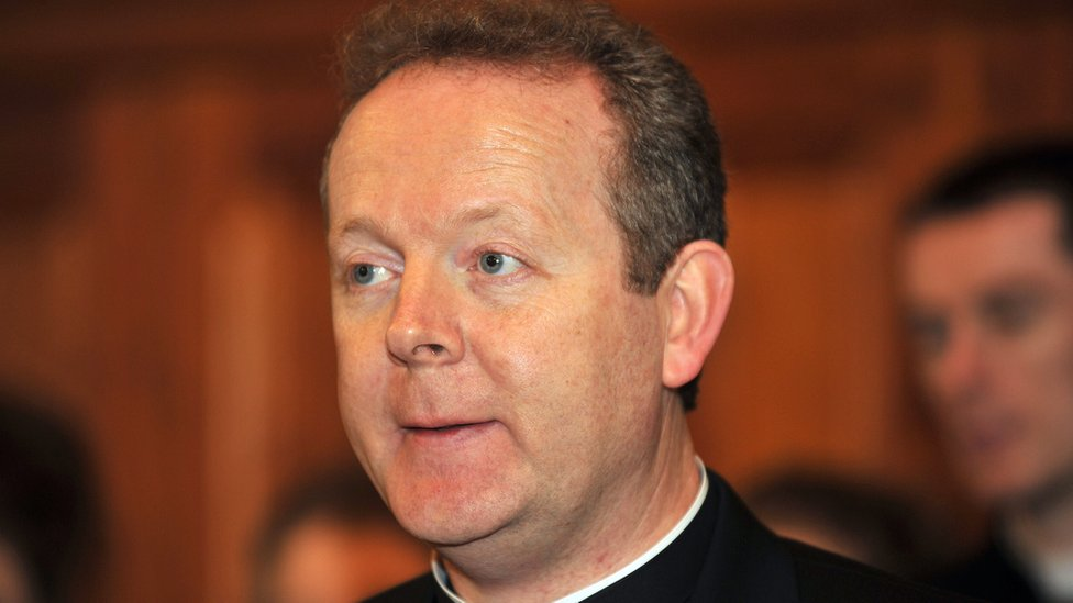 Archbishop Eamon Martin of Armagh