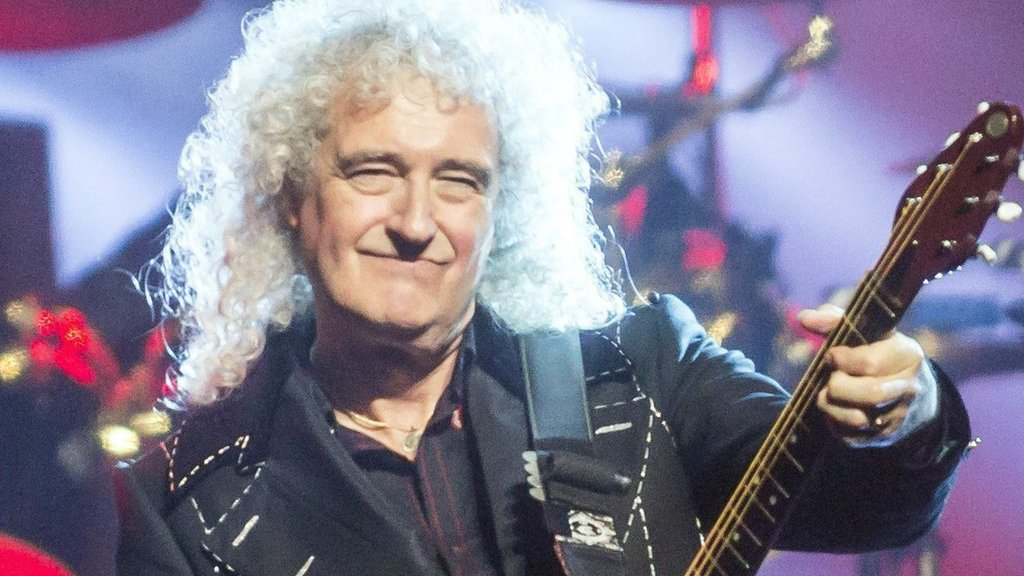 Brian May fumes over Instagram ban