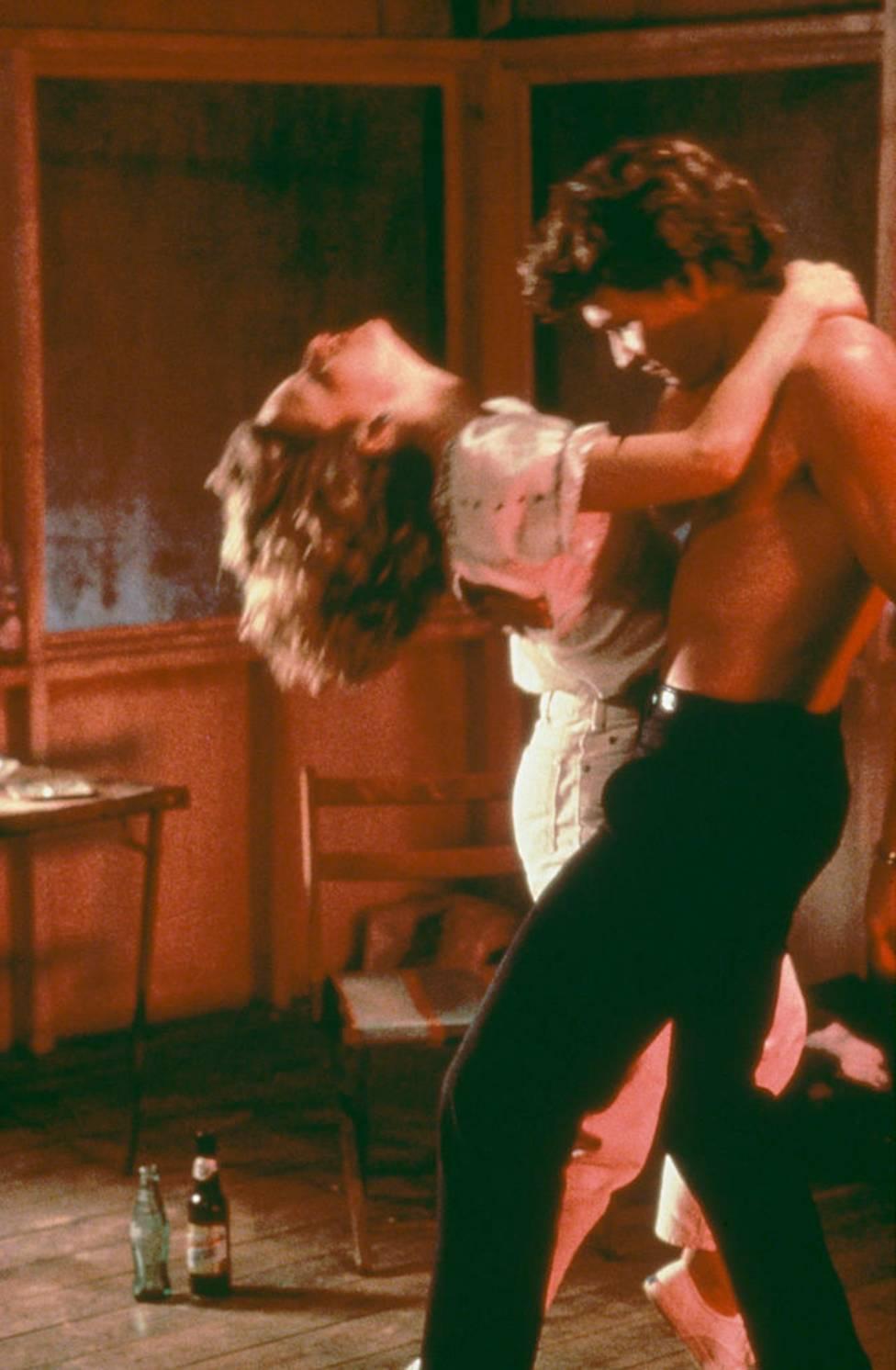 Dženifer Grej i Patrik Svejzi u Prljavom plesu