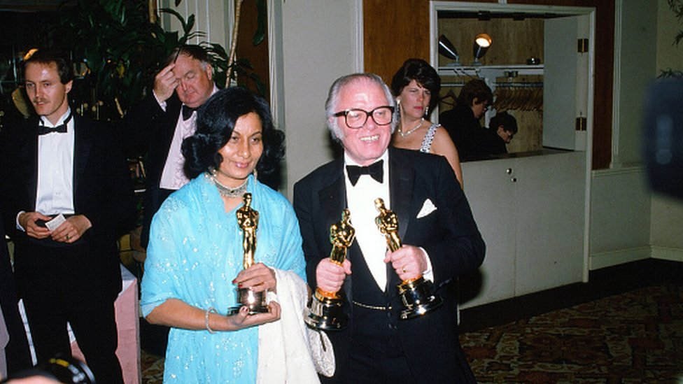 Bhanu Athaiya: Costume designer who won India's first Oscar dies thumbnail