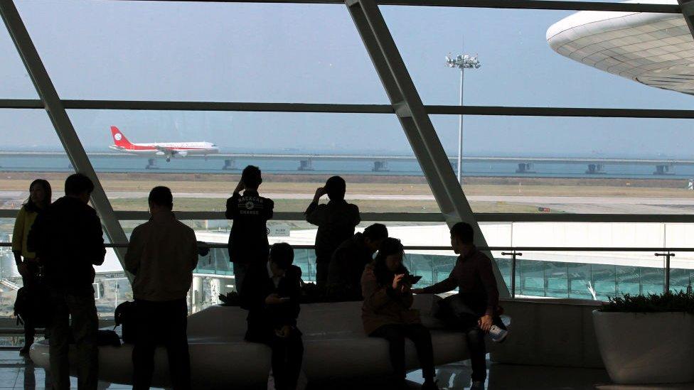 深圳寶安機場