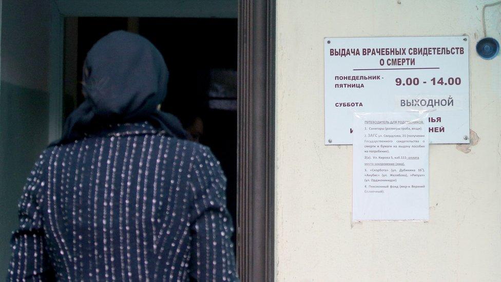 В региональных больницах России скапливаются трупы. Что происходит?