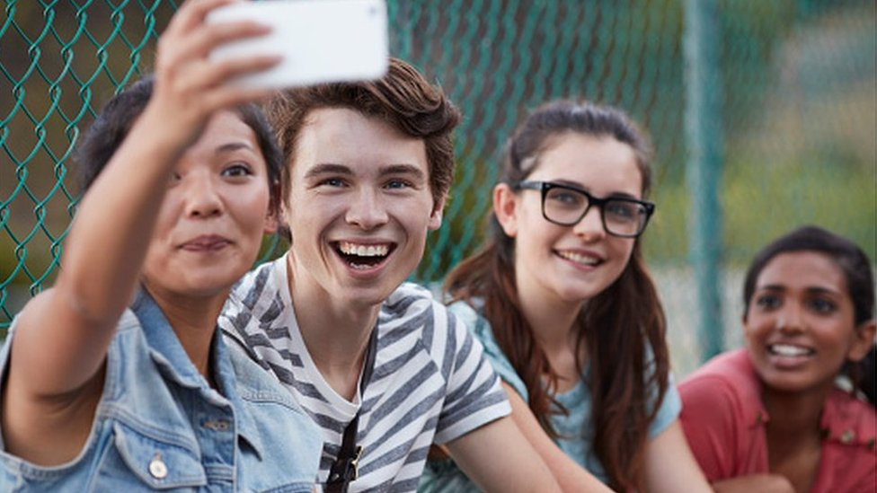Most teenagers happy with life, study finds