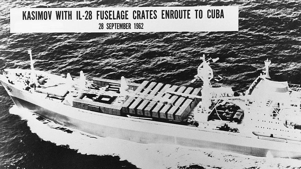 Barco soviético