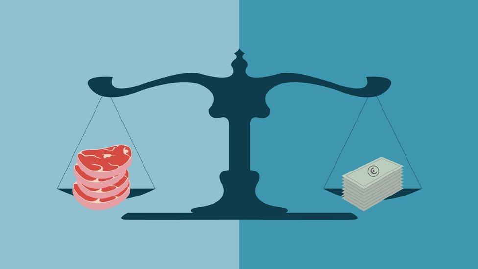 Cena mesa
