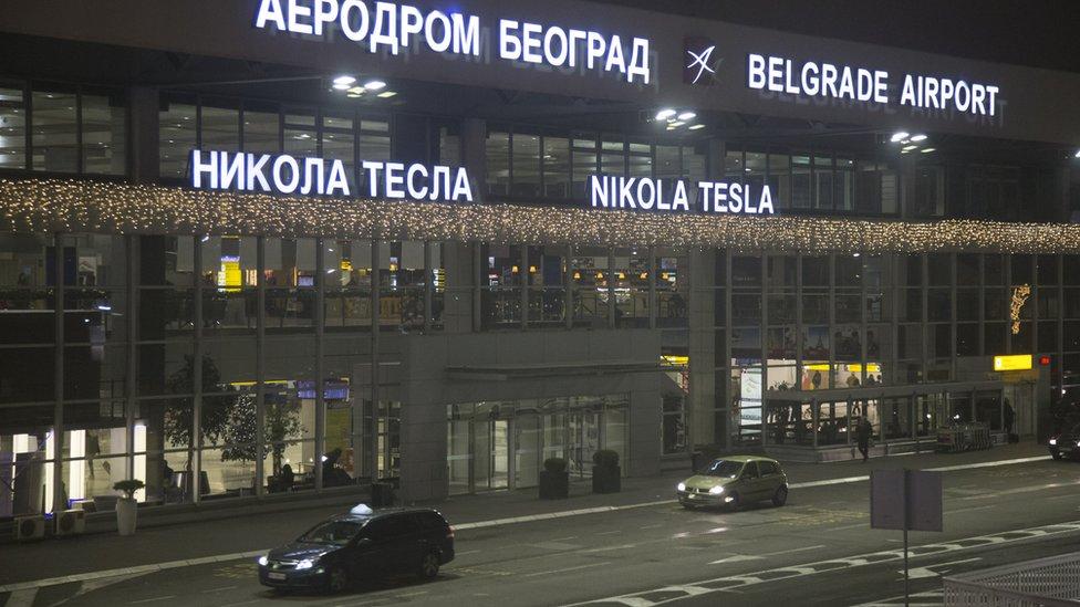 Aerodrom Beograd