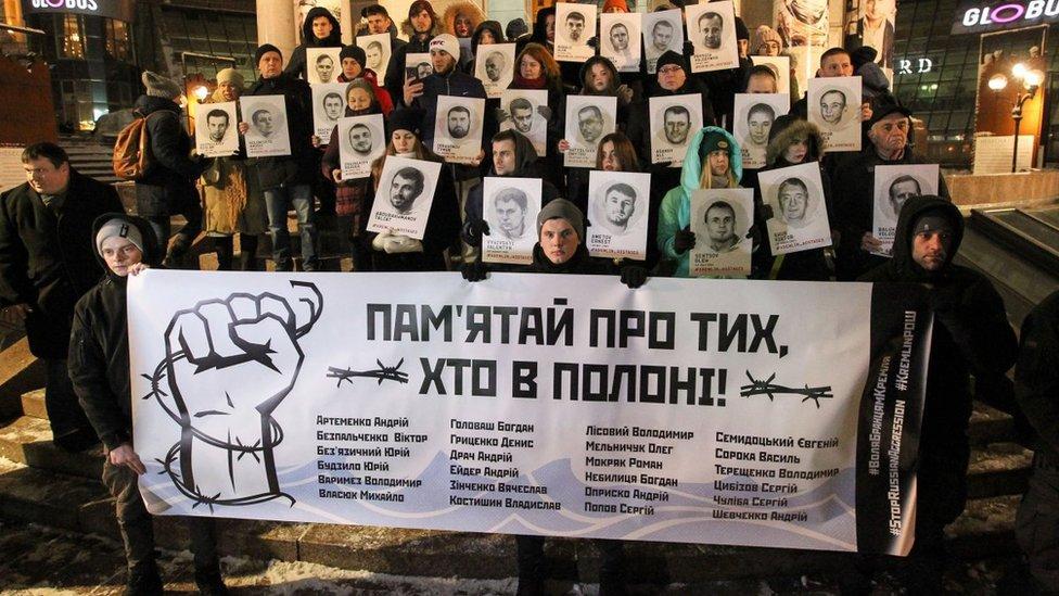 Усі захоплені у Керченській протоці українці оголосили себе військовополоненими