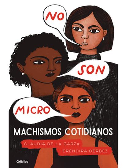 """Libro """"No son micro. Machismos cotidianos""""."""
