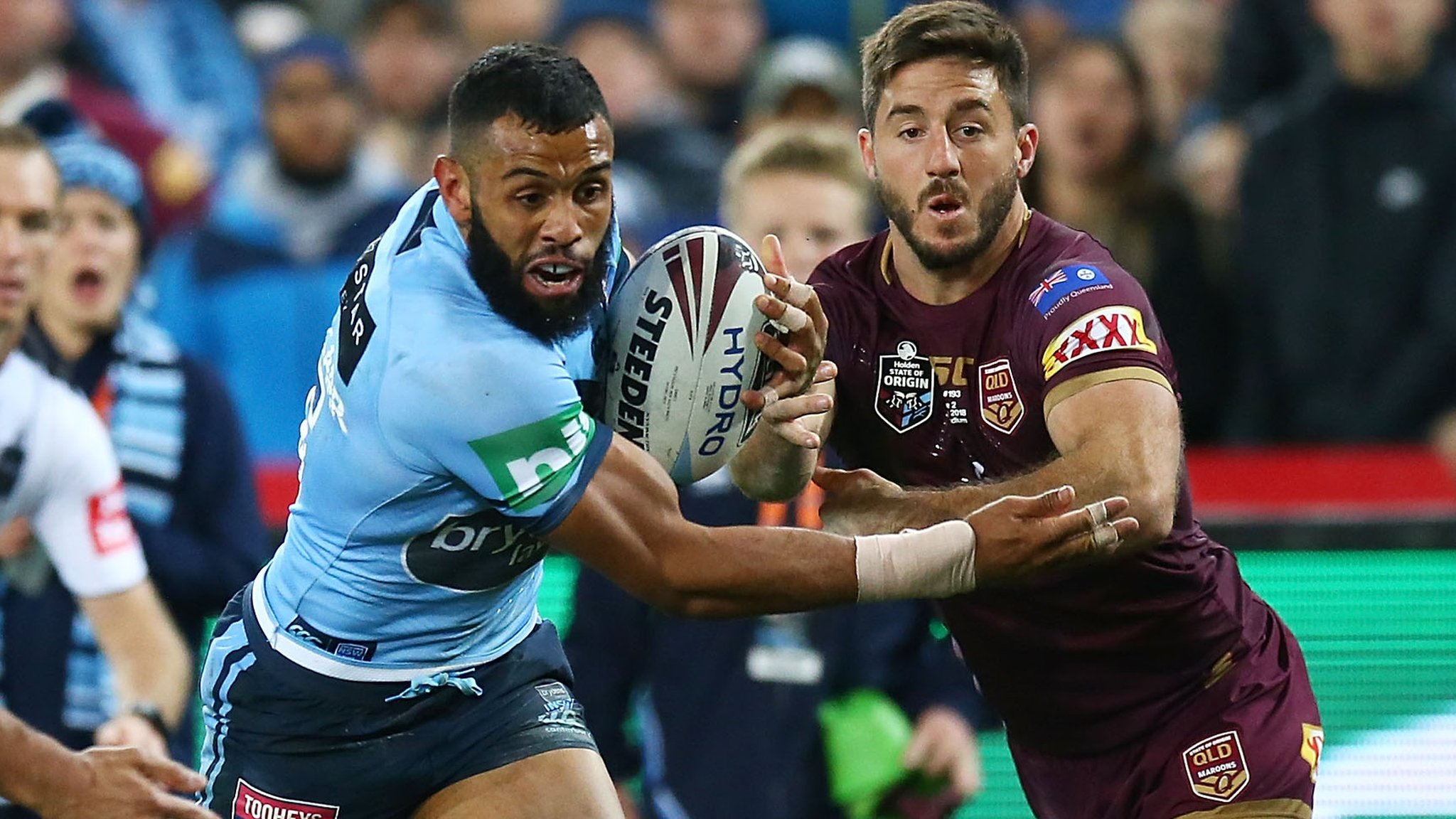 State of Origin: New South Wales claim title with 18-14 win over Queensland