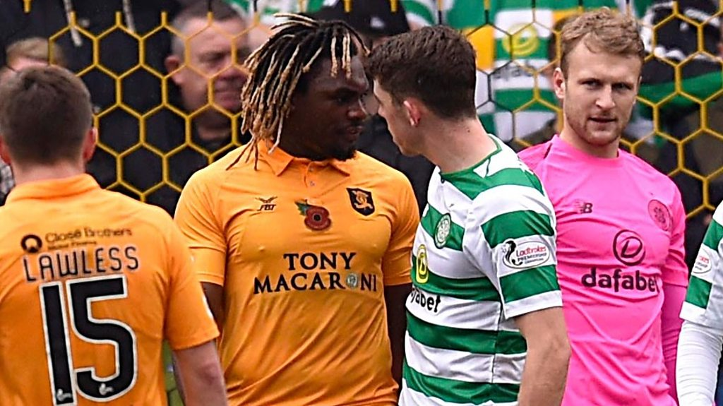 Livingston 0-0 Celtic: Should Dolly Menga have been sent off?