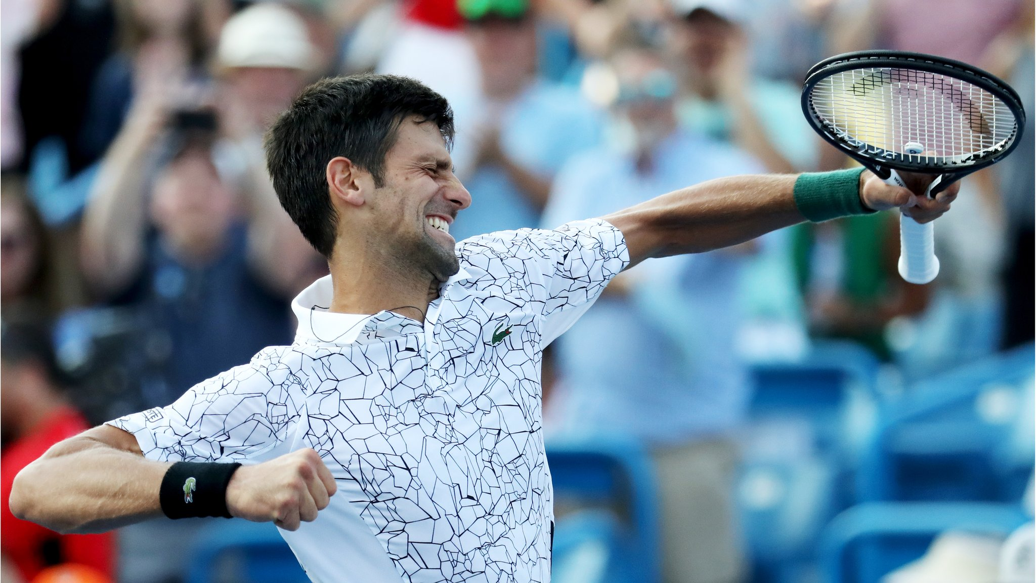 Djokovic beats Federer to complete historic career 'Golden Masters'