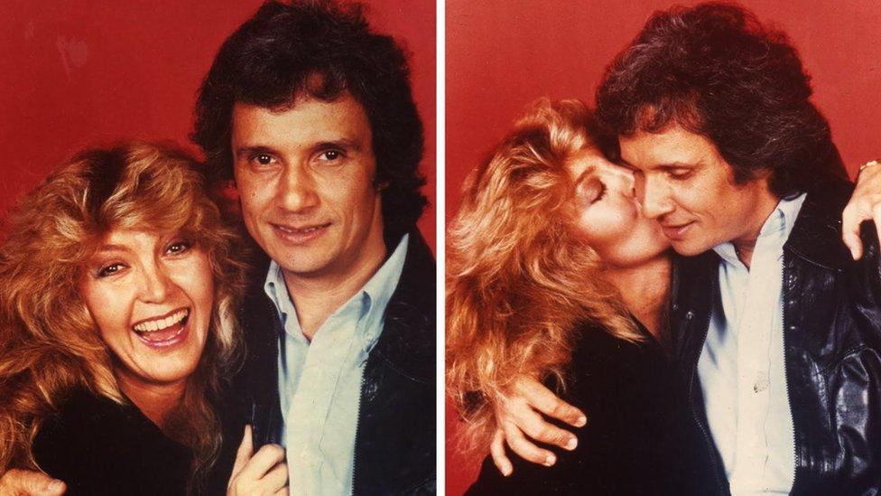 Roberto e Wanderléa