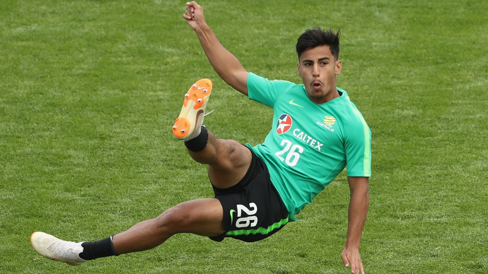 Aussie winger Arzani joins Celtic on loan from Man City