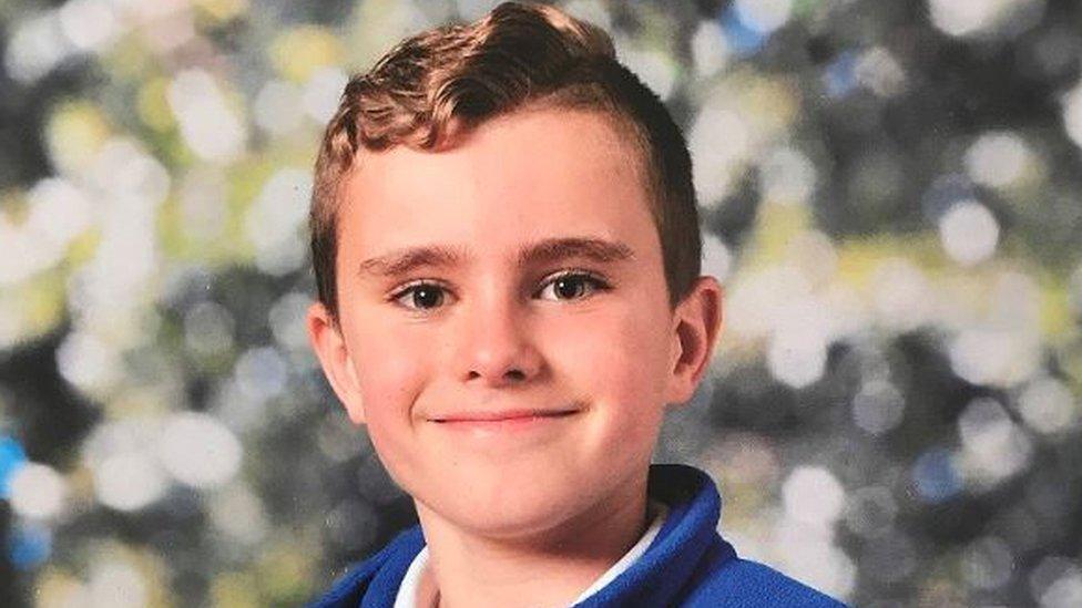 Leo Latifi locker death: Prayers for boy, 9, killed
