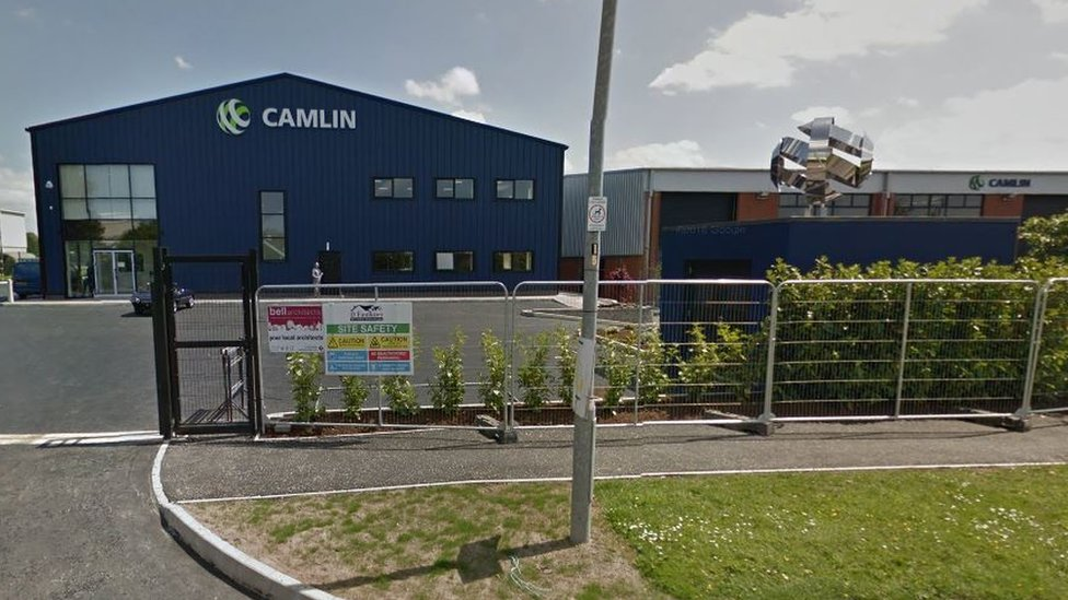 Camlin creates almost 300 new Lisburn jobs